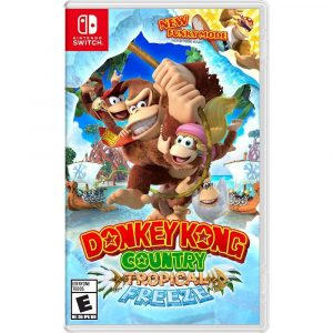 DONKEY KONG: TROPIC FREEZE