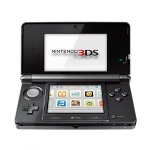 NINTENDO 3DS (HANDHELD W/CHARGER)