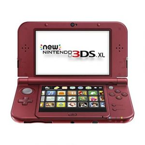 *NEW NINTENDO 3DS XL (HANDHELD W/CHARGER)