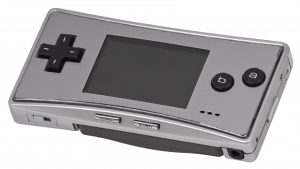 GAMEBOY MICRO (HANDHELD W/CHARGER)