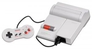 NES TOP LOADER (CONSOLE COMPLETE)